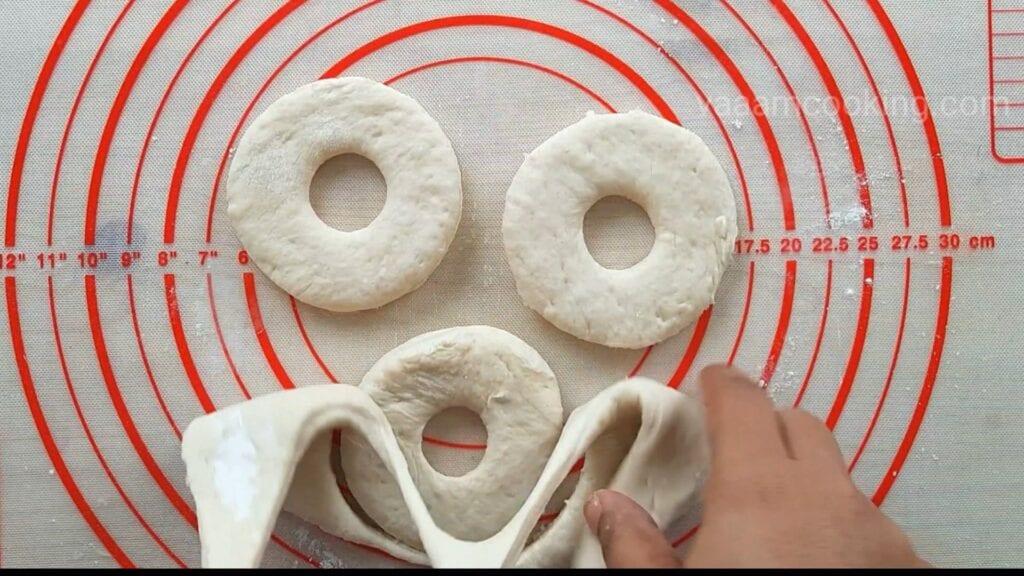 Eggless-doughnuts-recipe-eggless-donut-recipe-extra-part