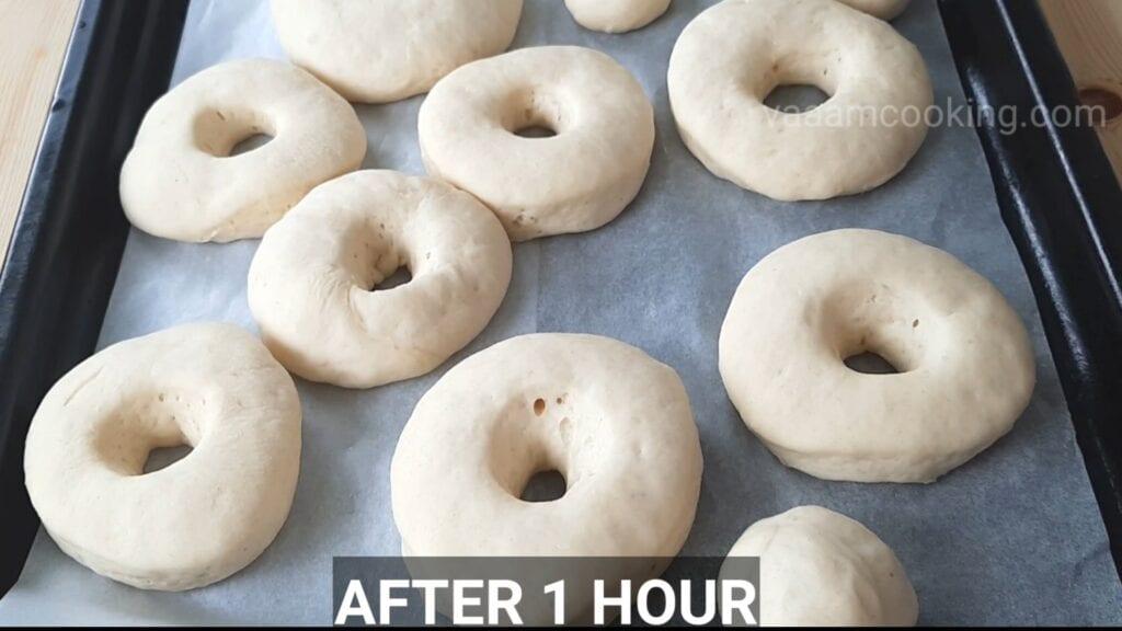 Eggless-doughnuts-recipe-eggless-donut-recipe-after-1-hour