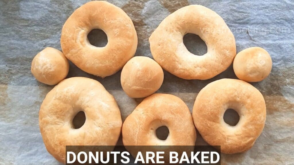 Eggless-doughnuts-recipe-eggless-donut-recipe-baked-dount