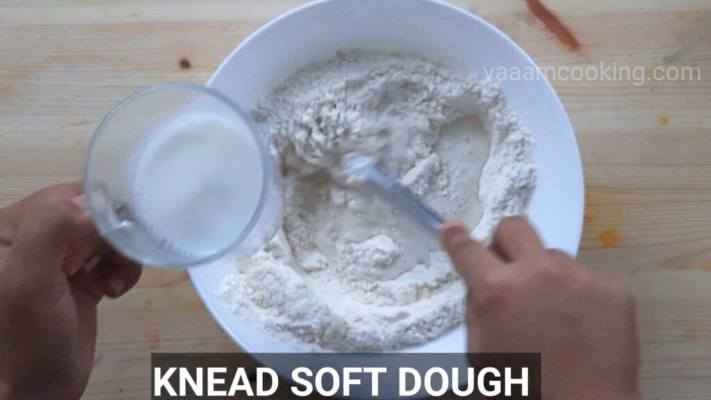 Eggless-doughnuts-recipe-eggless-donut-recipe-knead-soft-dough