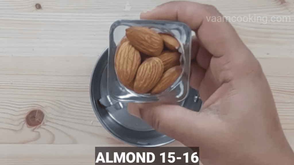 Fried-rava-modak-recipe-almond