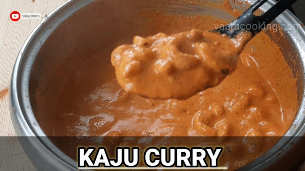 Kaju-masala-recipe-dhaba-style-is-ready
