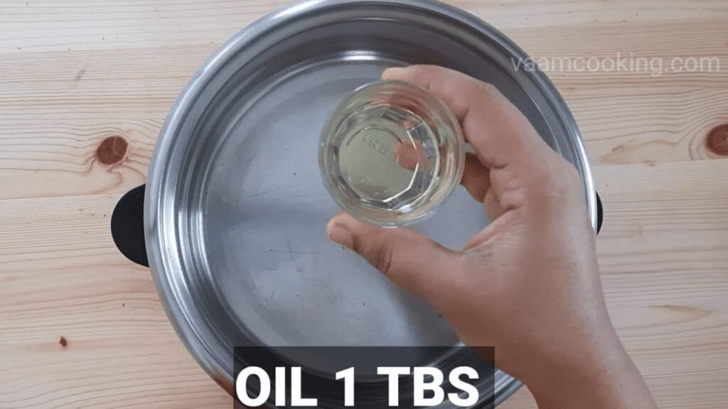 Kaju-Curry-recipe-onion-tomato-paste-oil