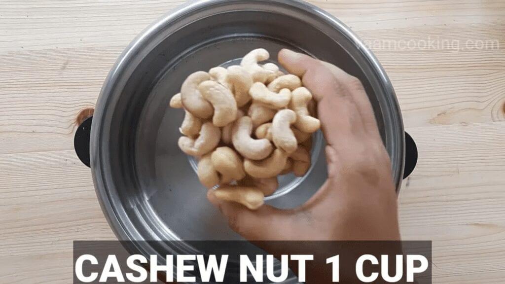 Kaju-Curry-recipe-cashew-nut