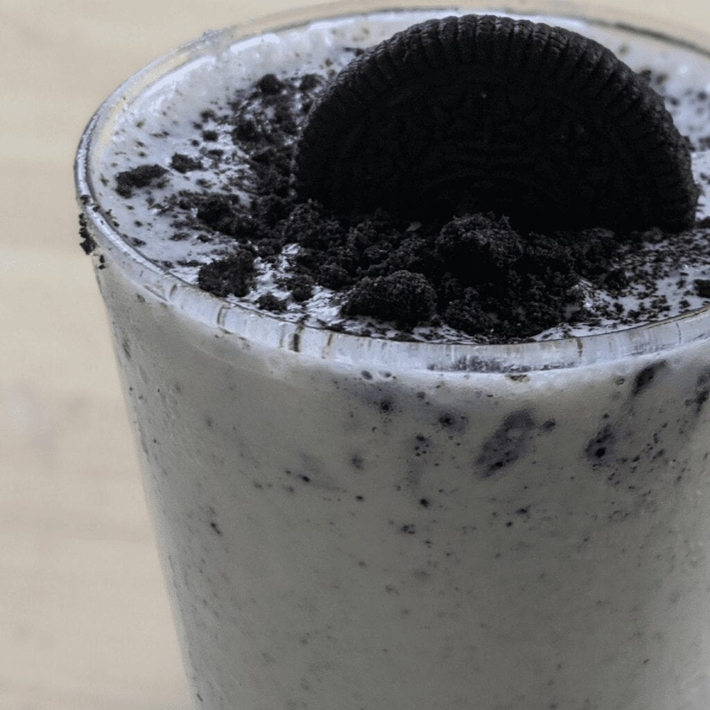 Oreo-Mcflurry-recipe-homemade-Oreo Mcflurry -Insta