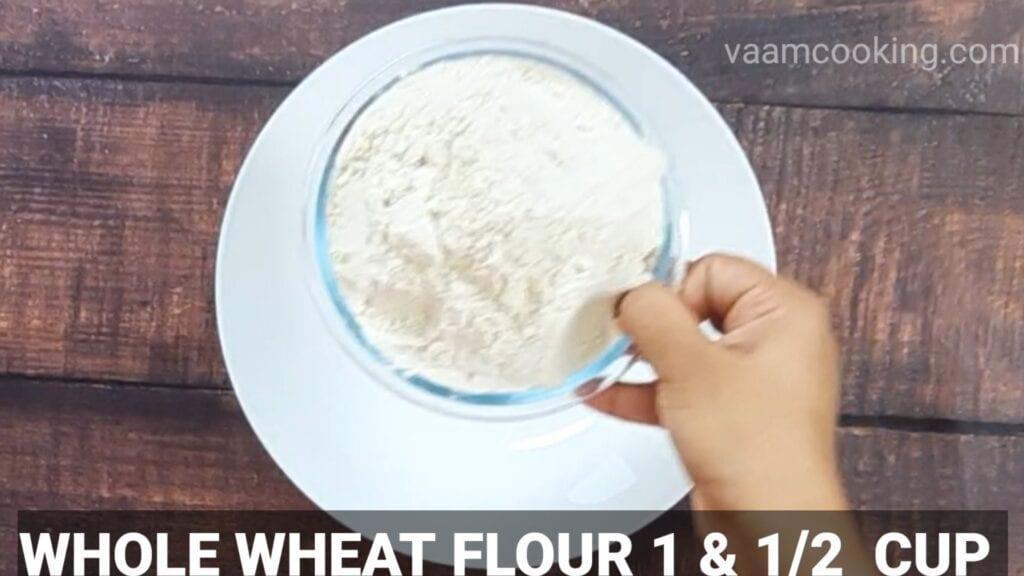 beetroot_paratja_recipe whole wheat flour