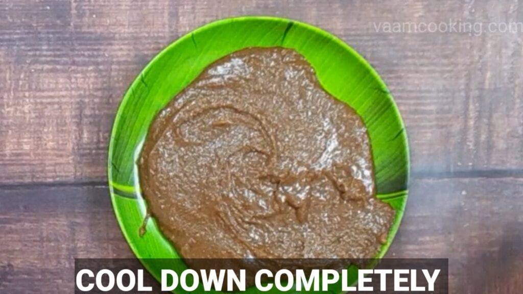 chocolate-modak-recipe cool down modak dough