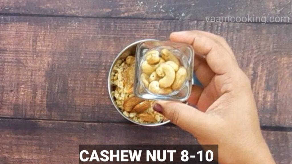 instant-roasted-gram-modak cashew