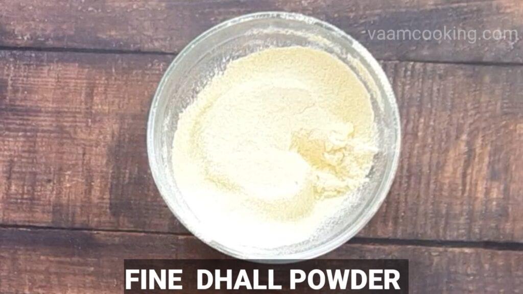 instant-roasted-gram-modak dhall flour