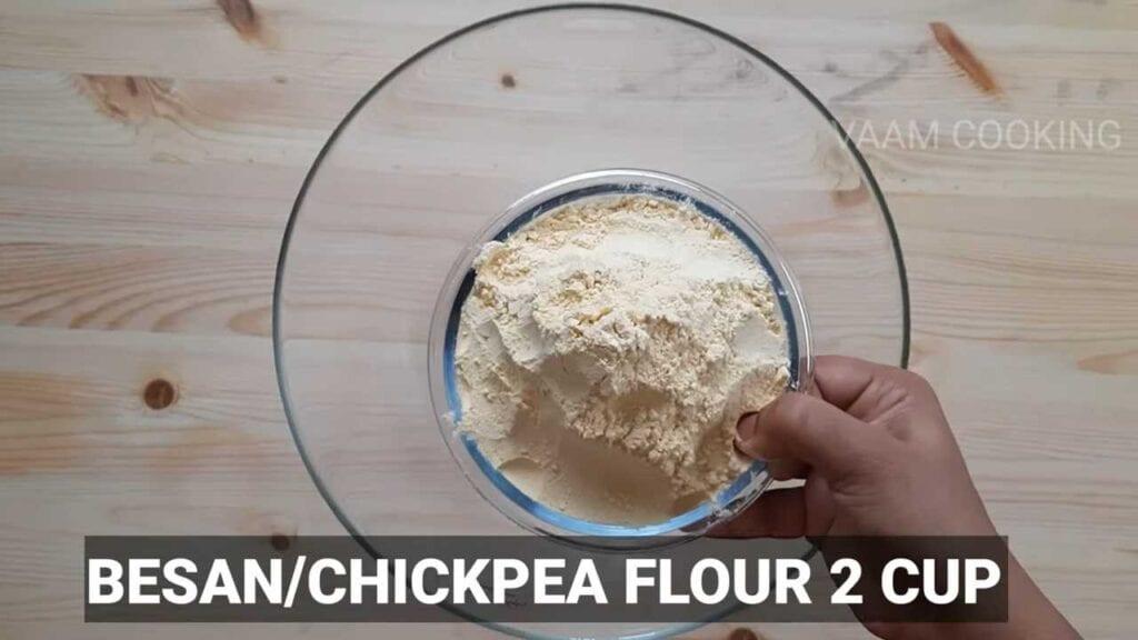 instant-khaman- dhokla-besan-flour