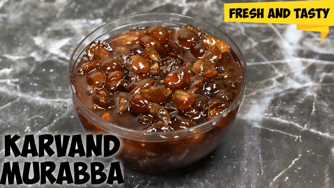 karvand-murabba-recipe