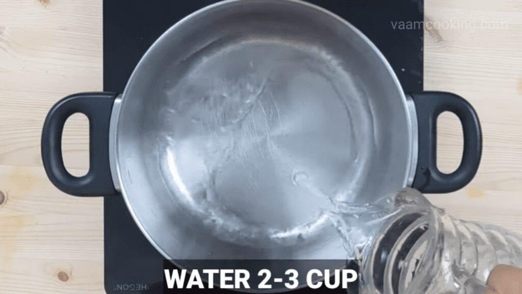 American-chop-suey-recipe-water-3-cup