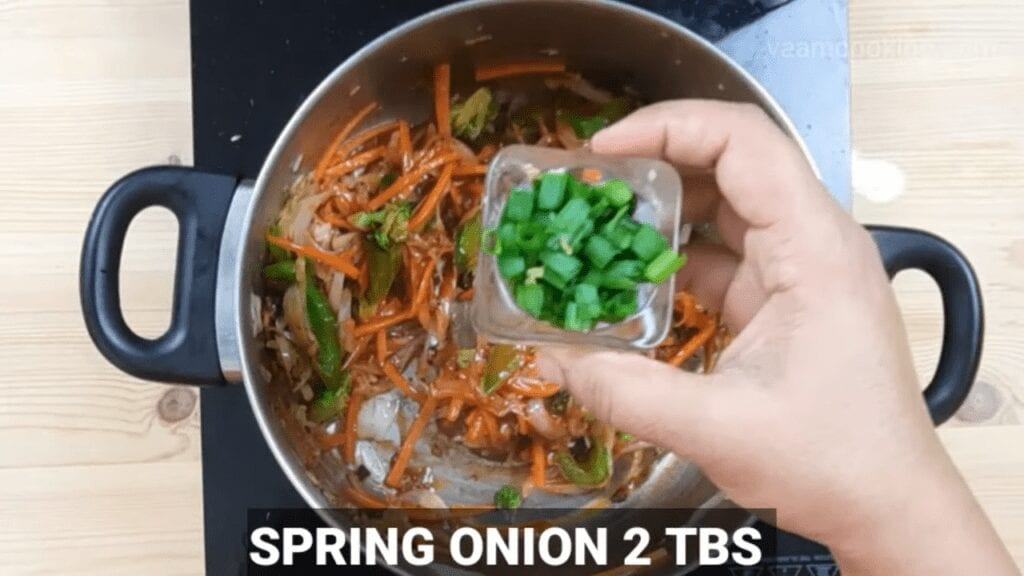 American-chop-suey-sauce-spring-onion