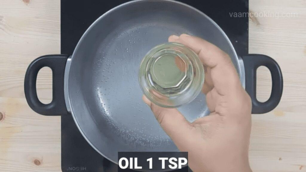 American-chop-suey-recipe-oil-1-tsp
