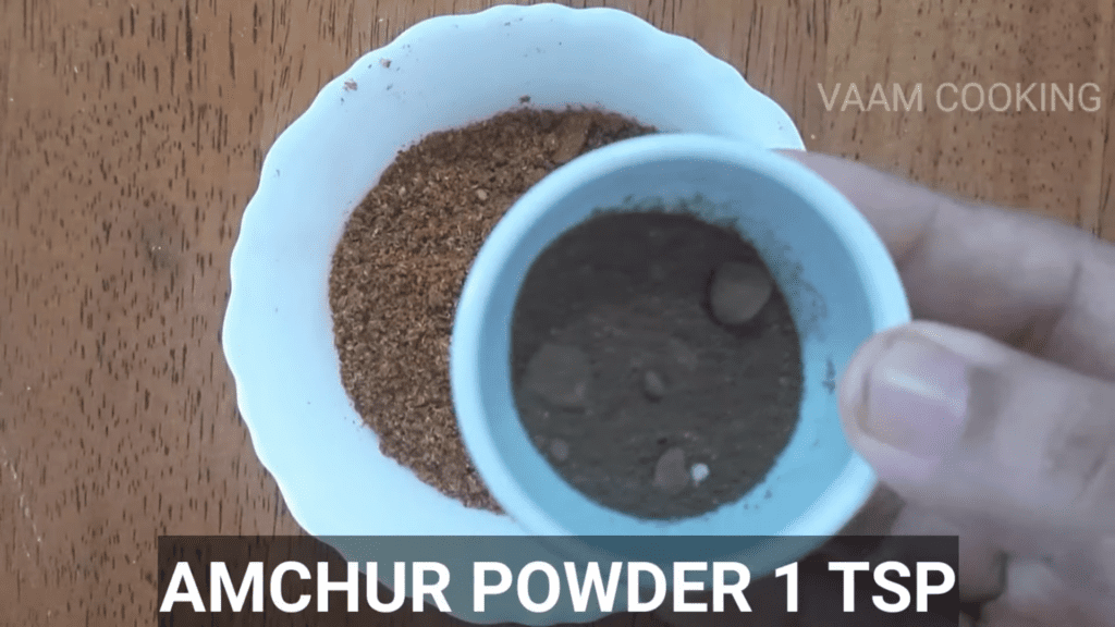 Amritsari-chole-masala-recipe-amchur-powder