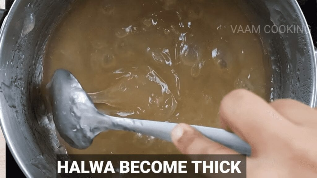 Bombay-halwa-recipe-badam-halwa-recipe-halwa-become-thick