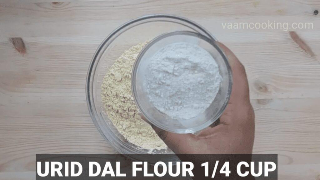 Chorafali-recipe-Gujrati chorafali-recipe-urid-dal