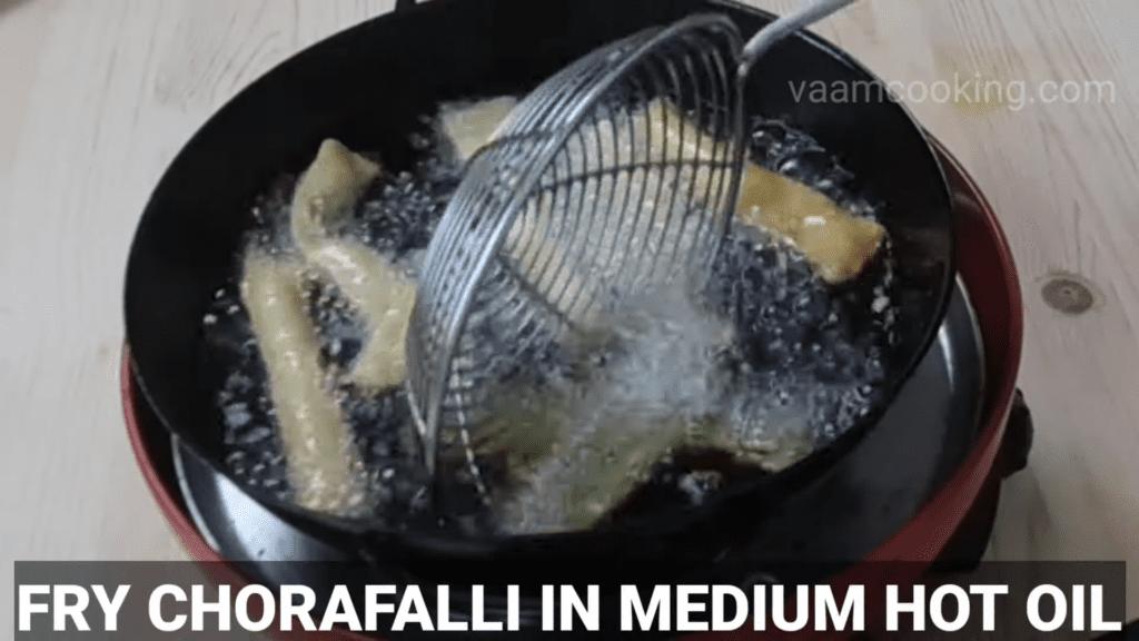 Chorafali-recipe-Gujrati chorafali-recipe-fry