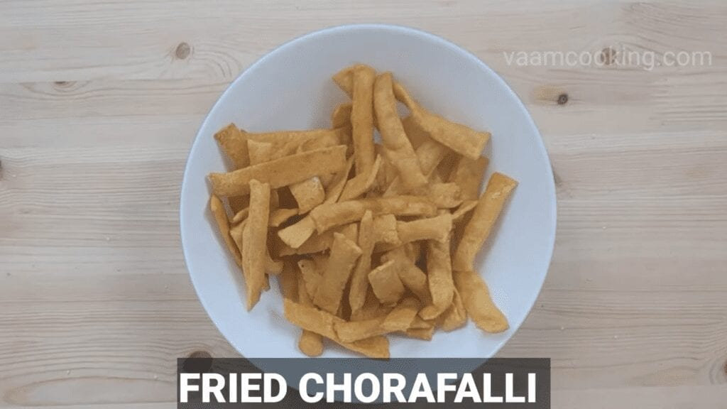 Chorafali-recipe-Gujrati chorafali-recipe-fried