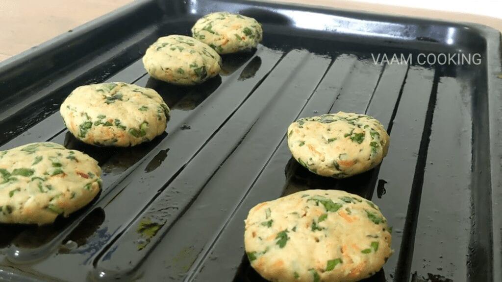 Eggless-scones-recipe-healthy-scones-veggie-scones-baking-shape-balls-flat-all
