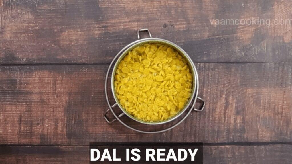 Mudda-bhaji-recipe-tur-dal-ready