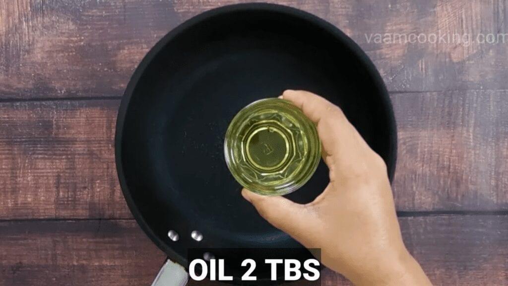 Mudda-bhaji-recipe-bhaji-oil