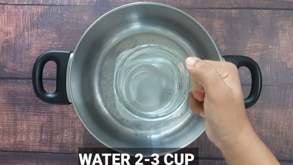 homemade-chyawanprash-recipe-Water