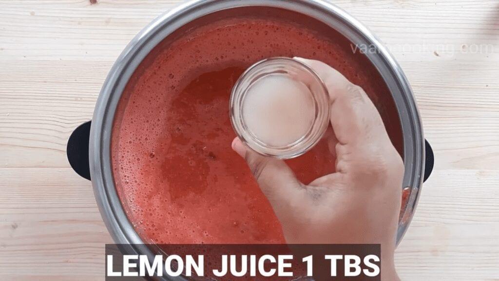 homemade-strawberry-jam-recipe-Lemon-juice