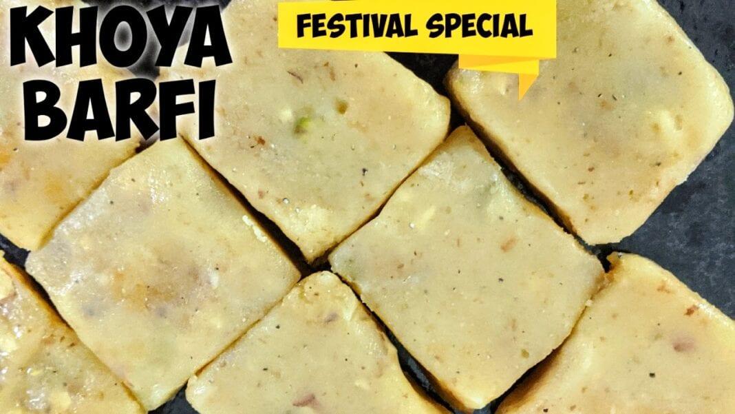 khoya-barfi-recipe-mawa-barfi-recipe