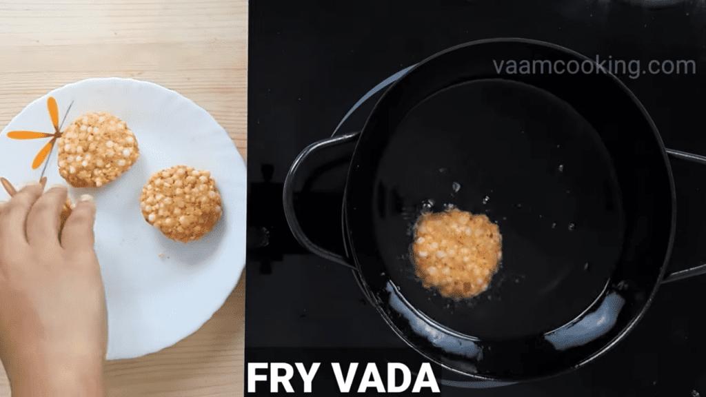 sabudana-vada-recipe-Fasting-Sago-vada-fry-vada