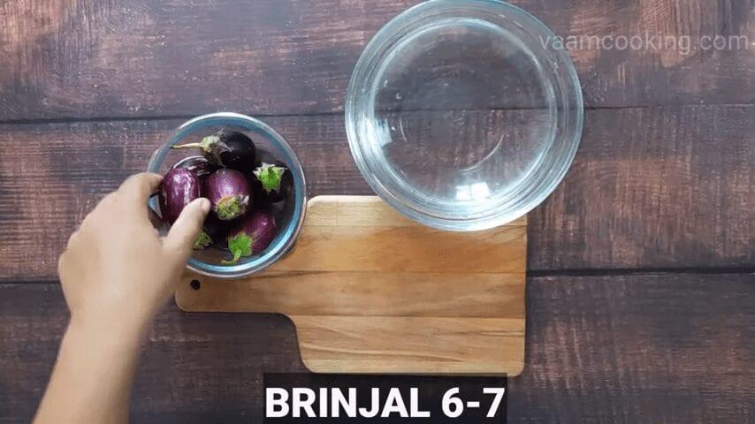 Bharwa-baingan-recipe-brinjal