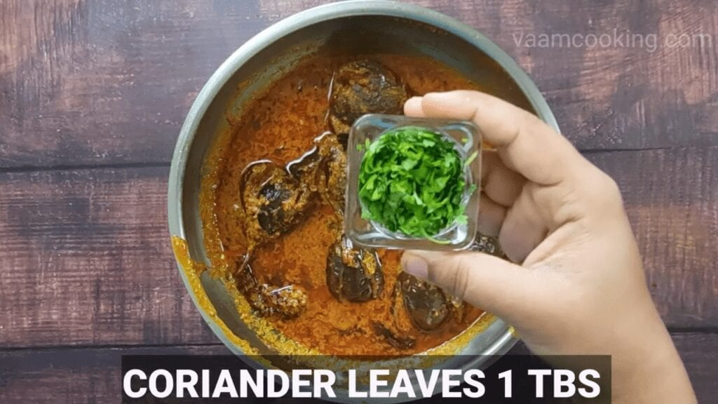 Bharwa-baingan-recipe-curry-coriander
