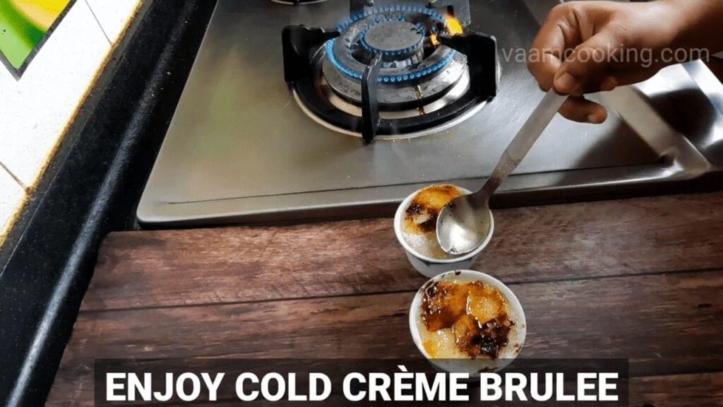 Eggless-Crème-Brulee-recipe-enjoy-brulee