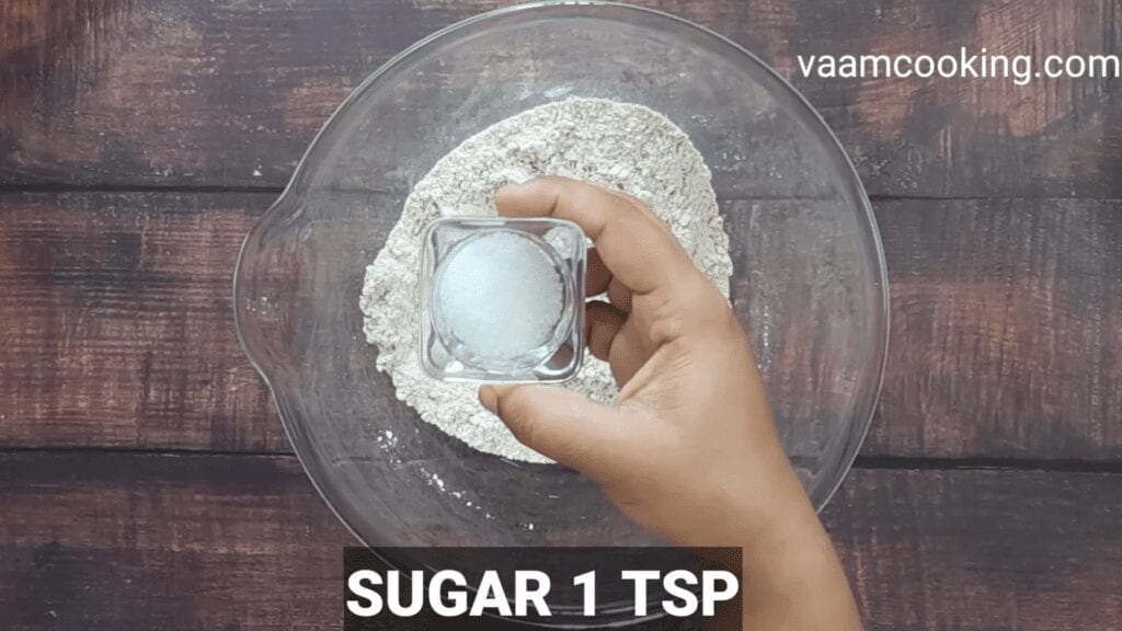 Eggless-whole-wheat-bread-recipe-oats-bread-recipe-sugar