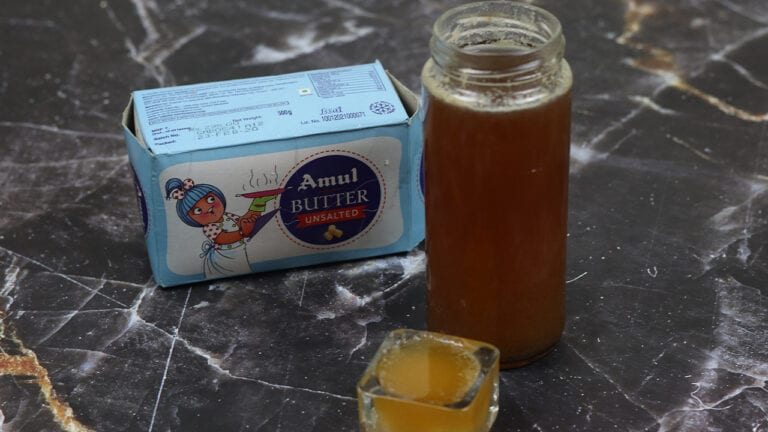 Instant-Ghee-from-amul-butter-homemade-ghee-recipe