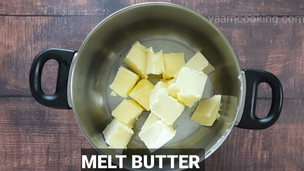 homemade-ghee-recipe-melt-butter-cubes
