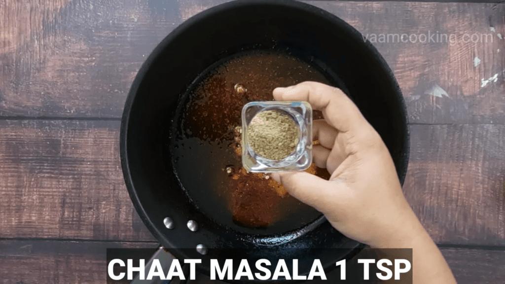 Kothimbir-vadi-recipe-stuffing-chaat-masala