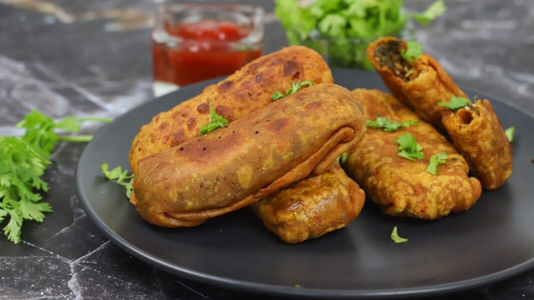 Kothimbir-vadi-recipe
