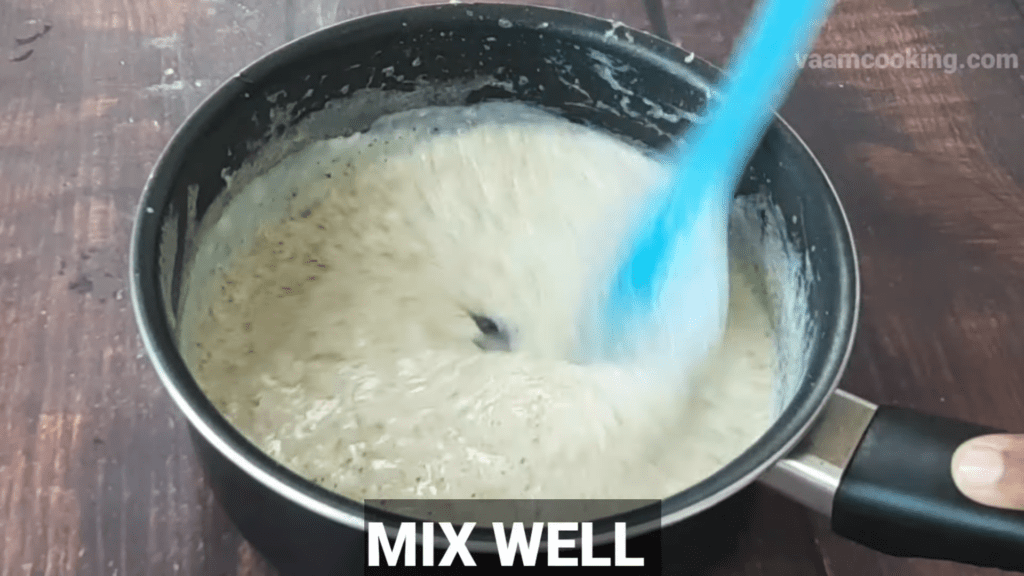 Mayonnaise-sauce-recipe-mix-well-all
