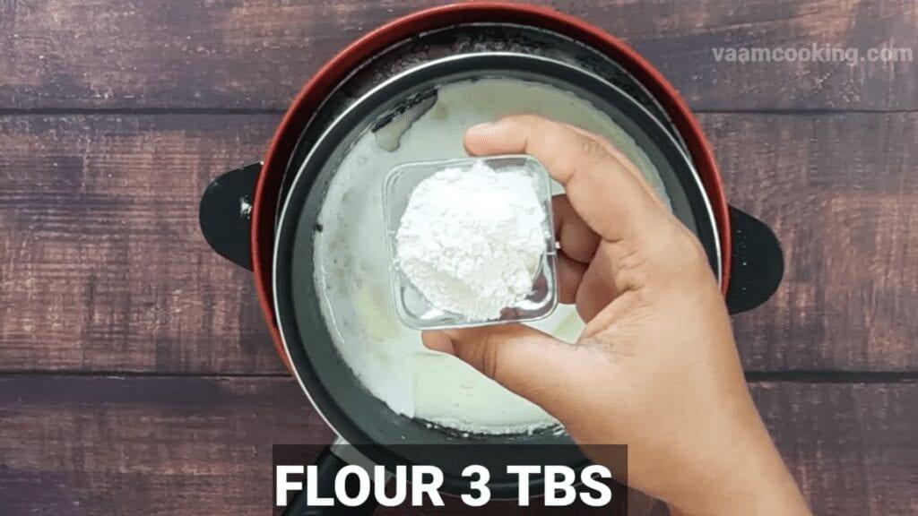 Mayonnaise-sauce-recipe-flour