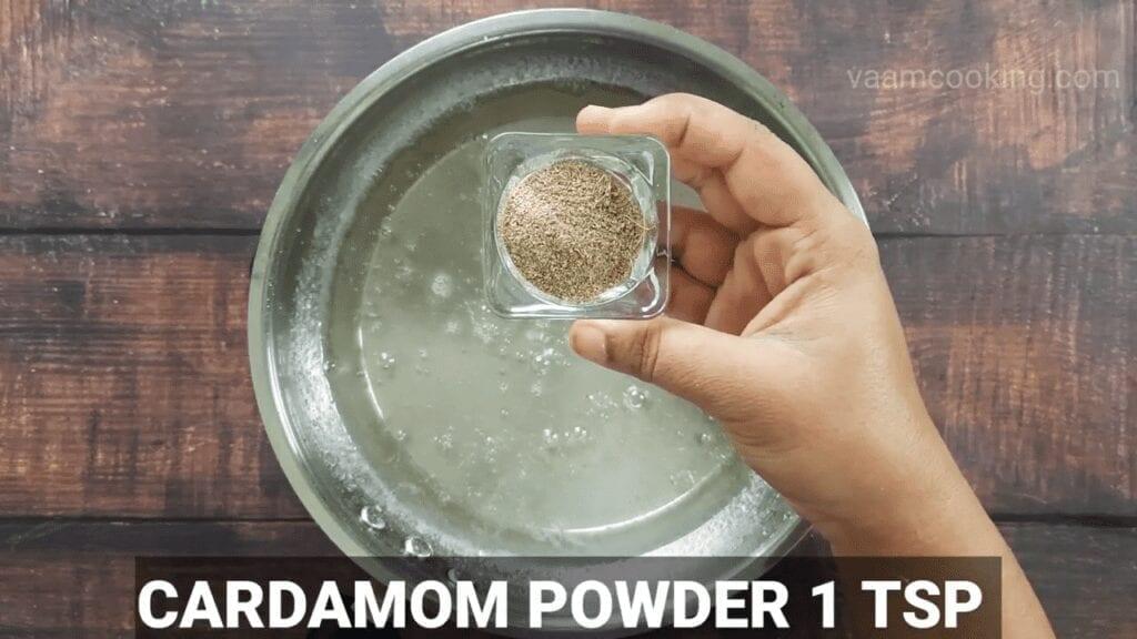 angoori-petha-recipe-cardamom-powder