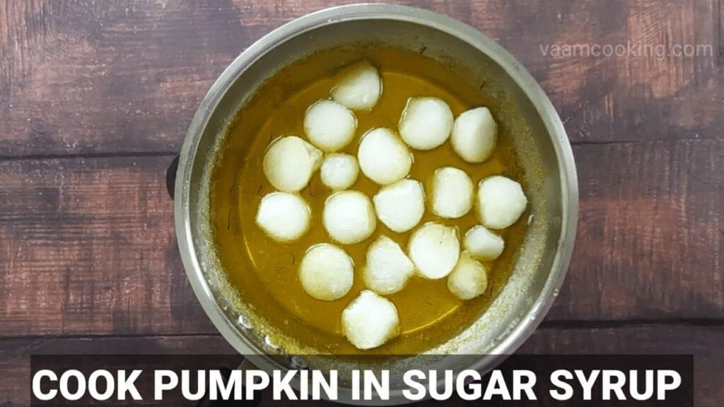 angoori-petha-recipe-cook-pumpkin-in-suagr-syrup