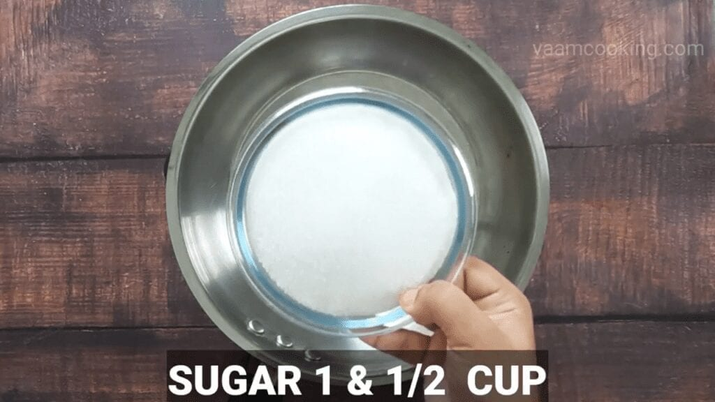 angoori-petha-recipe-sugar