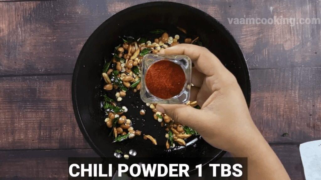 kolhapuri-bhadang-recipe-Chili-Powder