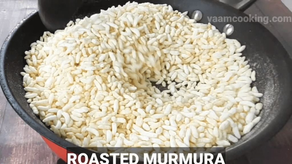 kolhapuri-bhadang-recipe-roasted-murmura