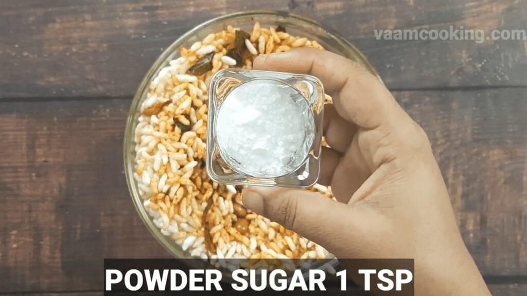 kolhapuri-bhadang-recipe-sugar