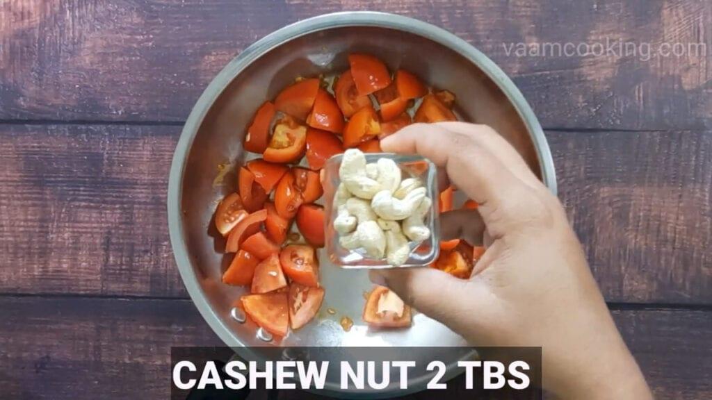 paneer-pasanda-recipe-gravy-cashew-nuts