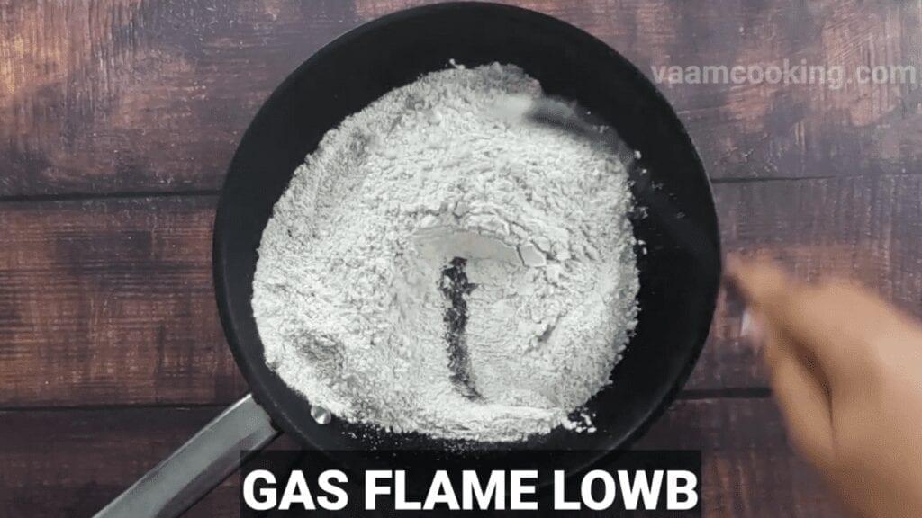 whole-wheat-ladoo-ragi-ladoo-LOW-GAS-FLAME