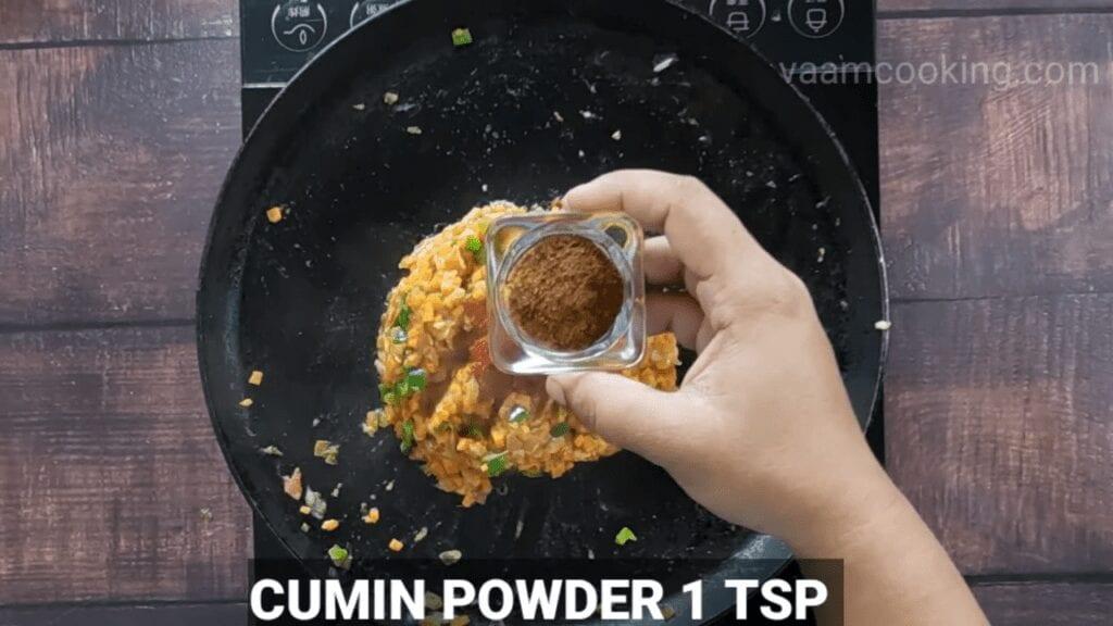 masala-pav-recipe-cumin-powder