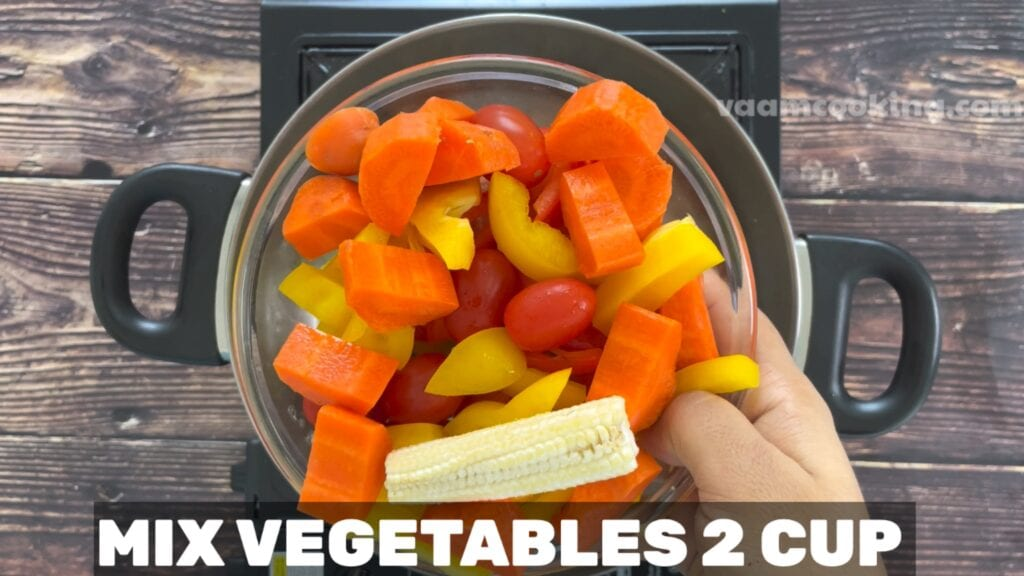 Vegetarian-Thai-red-curry-recipe-mix-vegetables